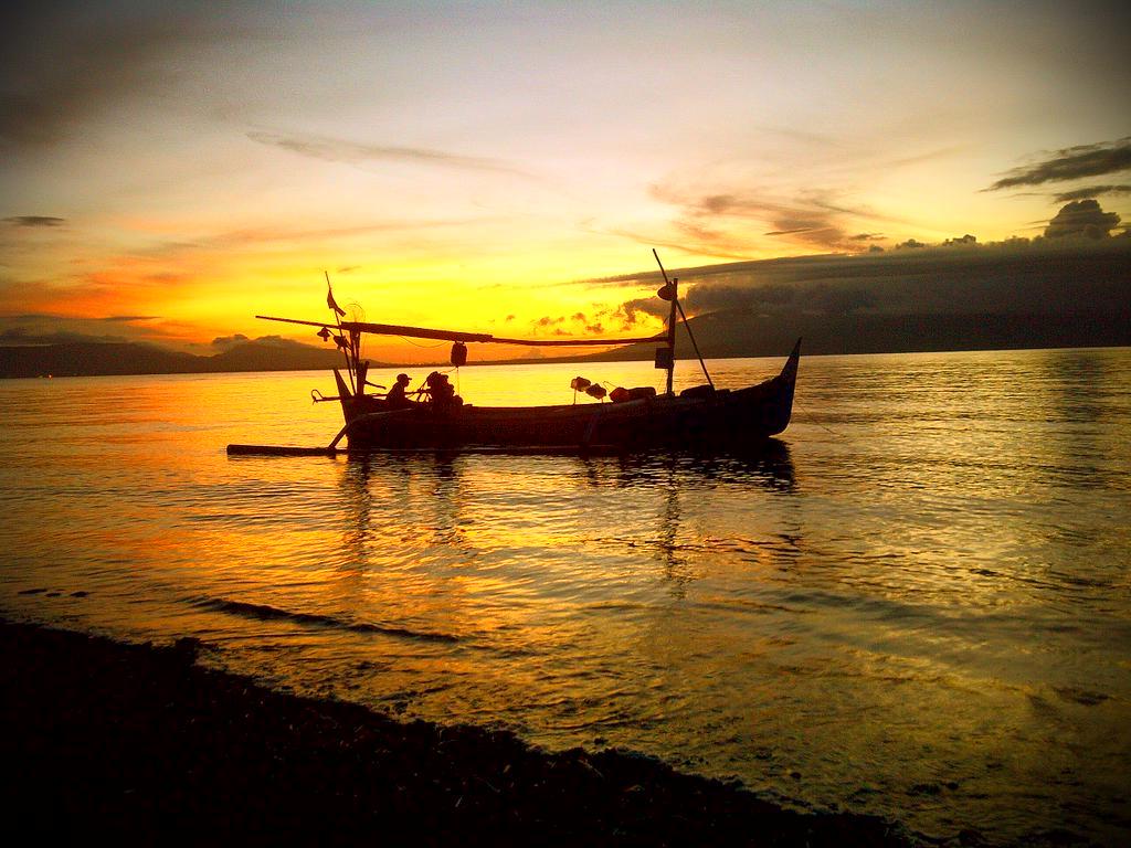 Keindahan Pantai Boom Banyuwangi Tourismbanyuwangi Salah Satu Tujuan Wisata Favorit