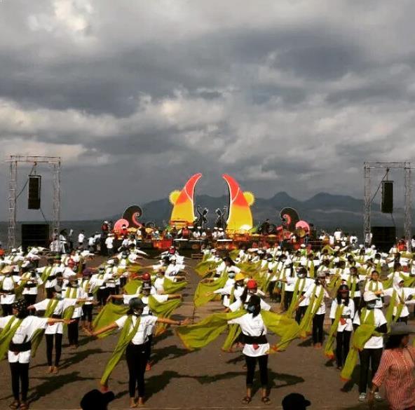 Sejarah Lokasi Fasilitas Pantai Boom Banyuwangi Tugu Inkai Kab