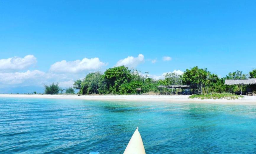 22 Tempat Destinasi Wisata Banyuwangi Hits Berfoto Pulau Tabuhan Umbul