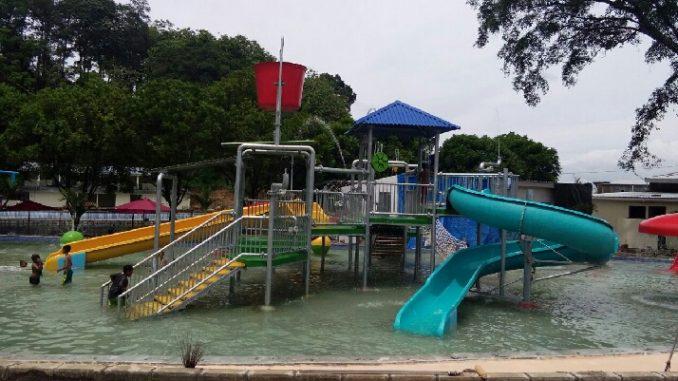 Murah Mojokerto Tarif Water Park Ubalan Rp 8 Ribu Umbul