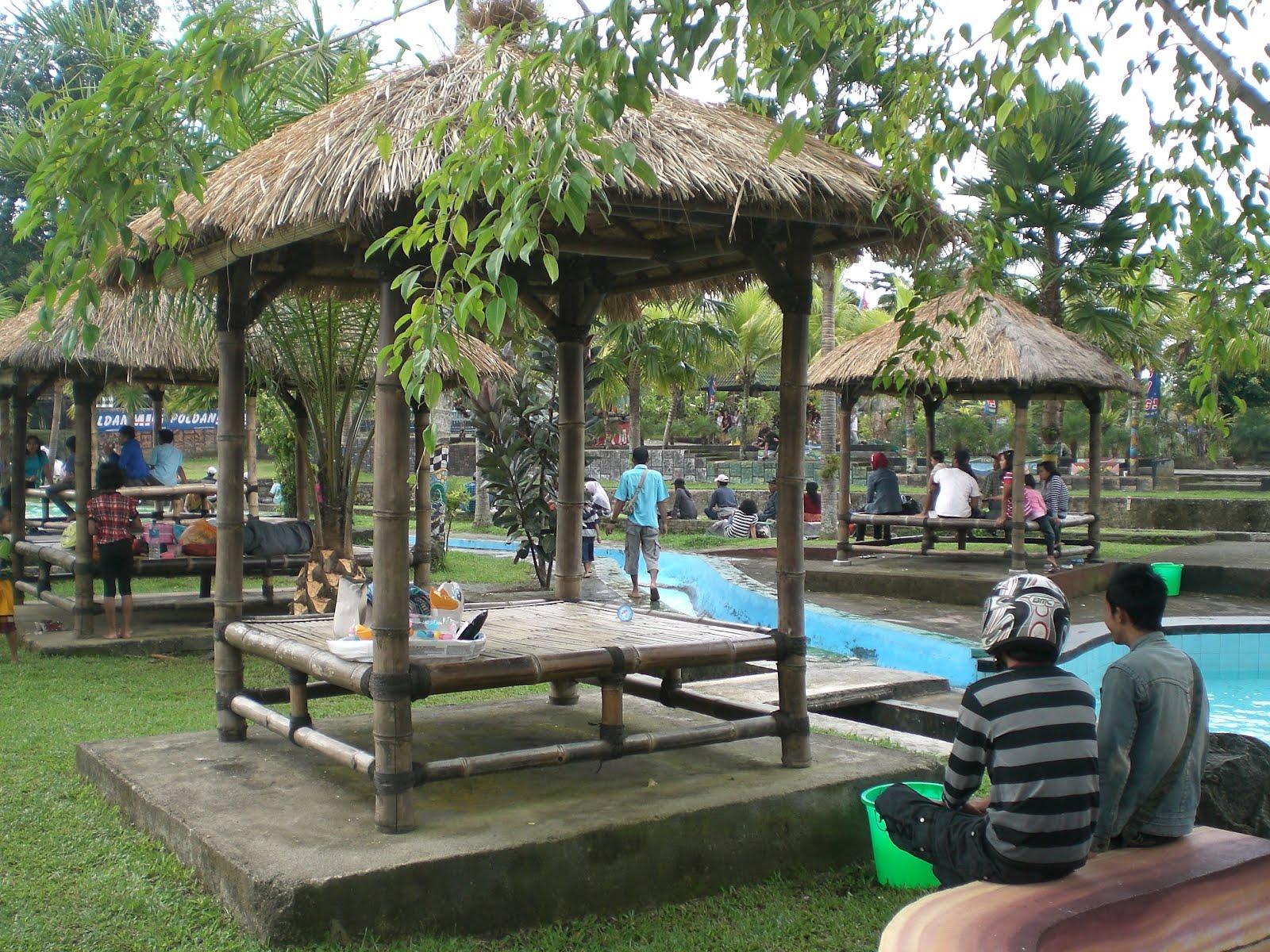 Wisata Umbul Bening Glenmore Banyuwangi Bagus Pule Water Park Kab