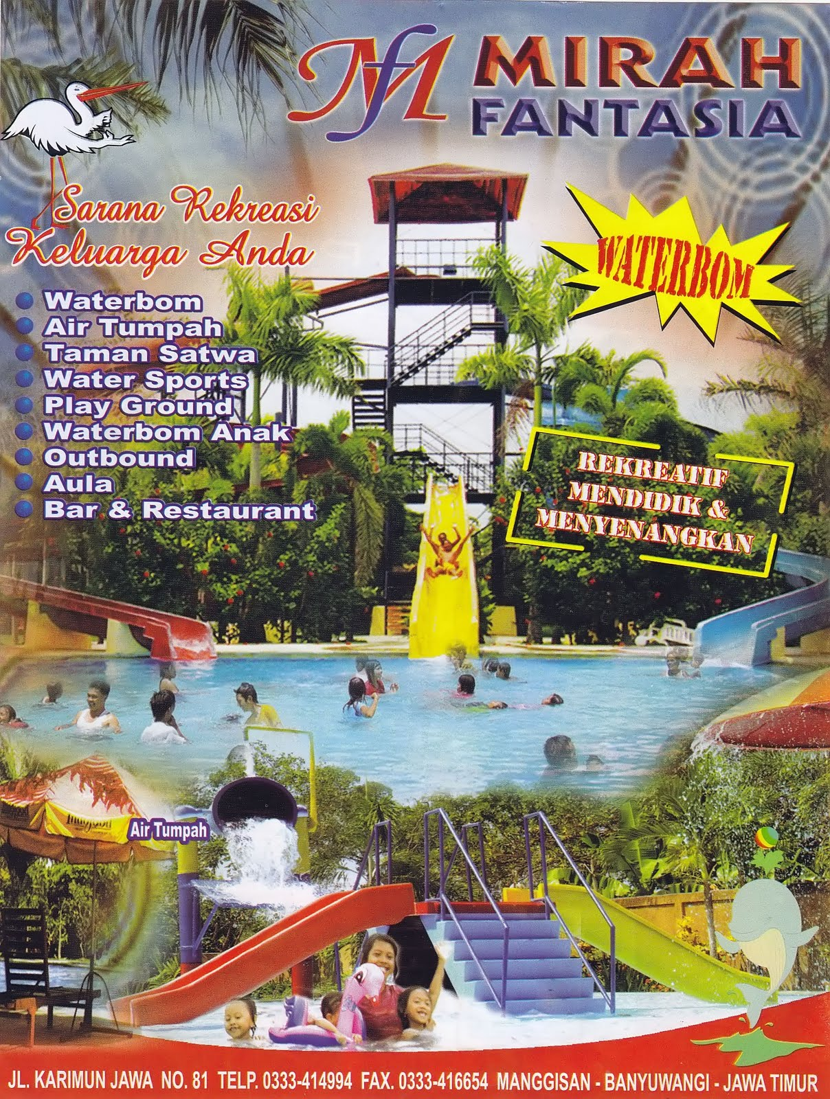 Tempat Wisata Banyuwangi Cocok Liburan Alamat Jalan Karimun Jawa 81