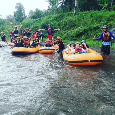 10 Gambar Karo Adventure Banyuwangi Harga Paket Wisata Arung Jeram