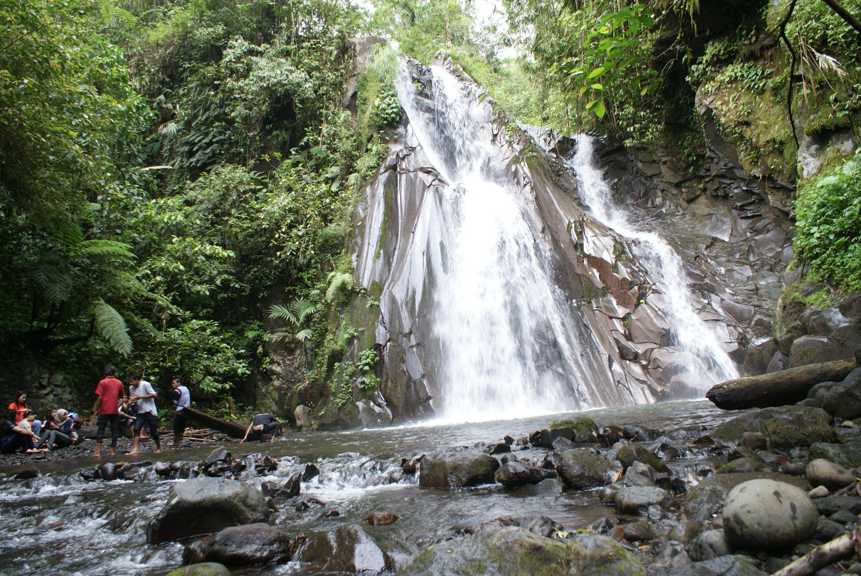 Air Terjun Selendang Arum Wisata Banyuwangi Karo Adventure Kab