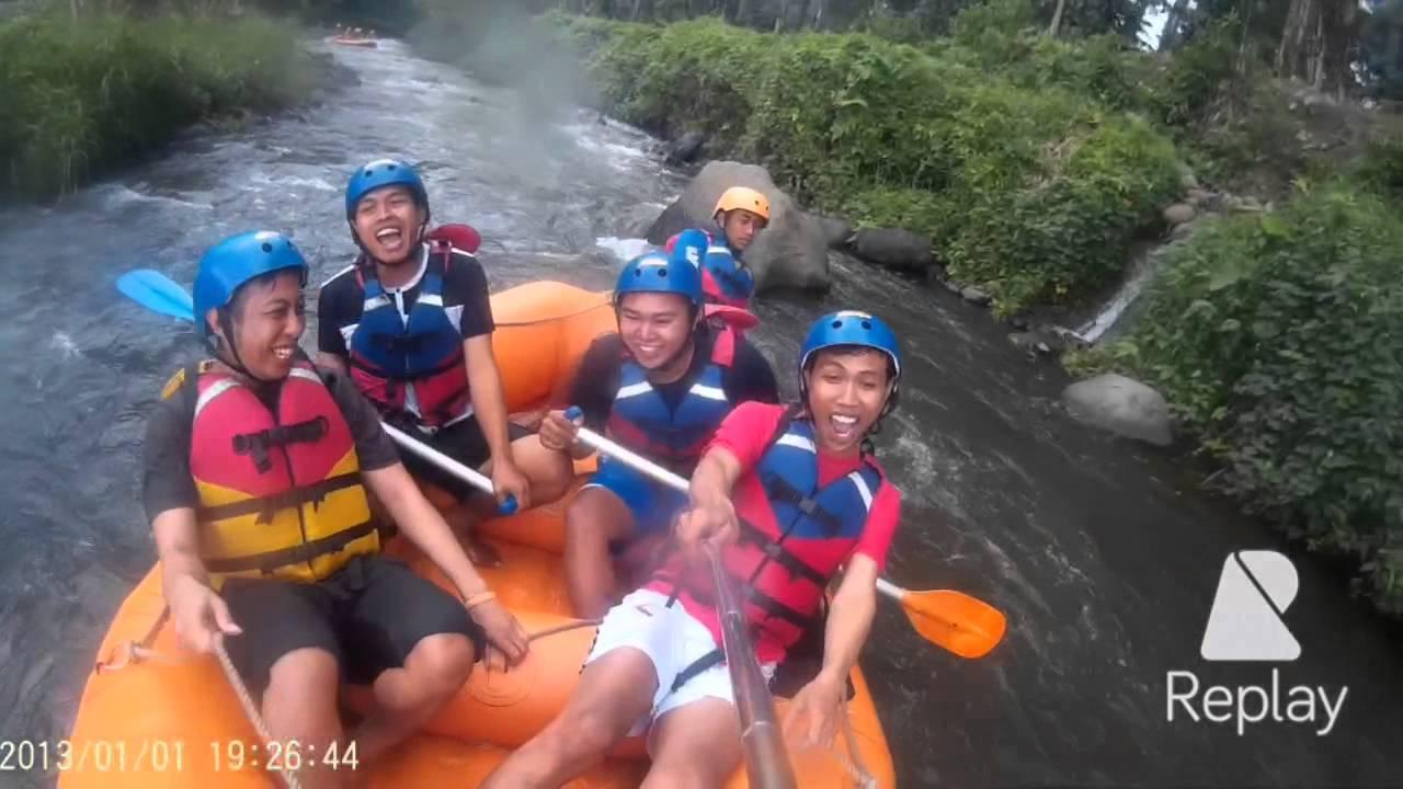 Banyuwangi Rafting Karo Adventure Youtube Wisata Kab