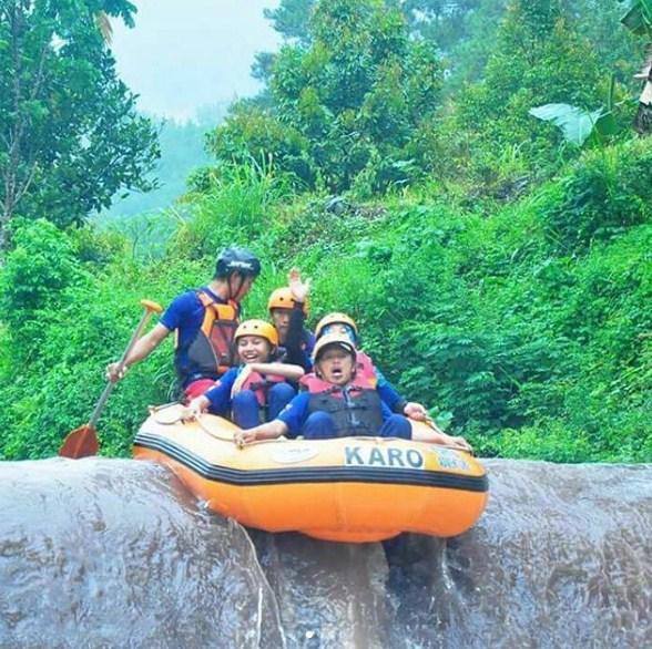 Foto Wisata Karo Adventure Cektravel Info Kab Banyuwangi