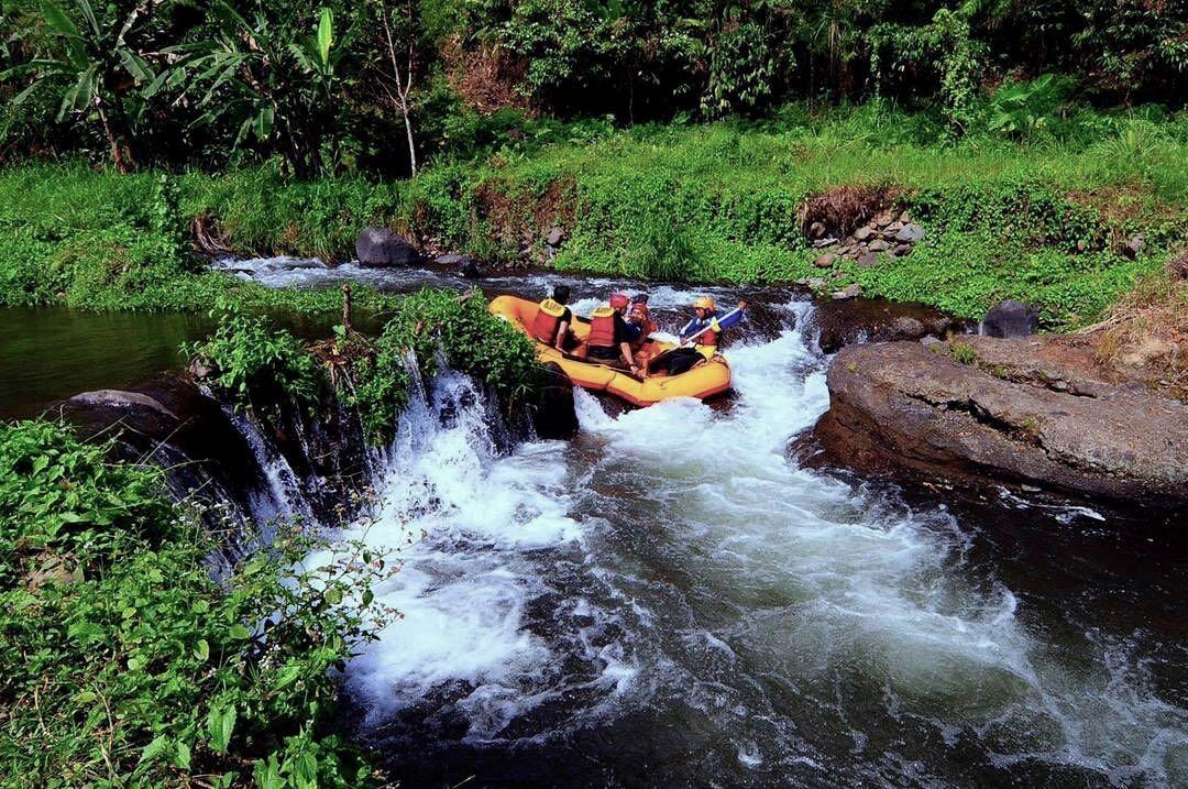 Jaringan Kampung Nusantara Pagelaran Makarya Banyuwangi Karo Adventure Berada Kaki