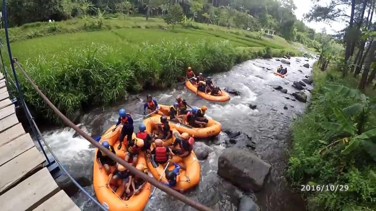 Karo Adventure Banyuwangi Pacu Adrenalin Menikmati Temp Wisata Kab