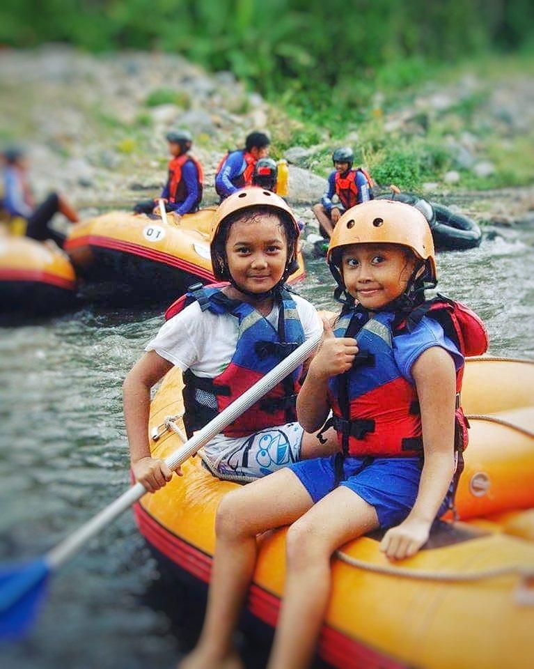 Karo Adventure Bwi Twitter Banyuwangi Layak Anak Melayani Kids Outbound