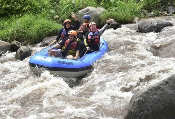 Karo Adventure Rafting Cektravel Info Wisata Kab Banyuwangi