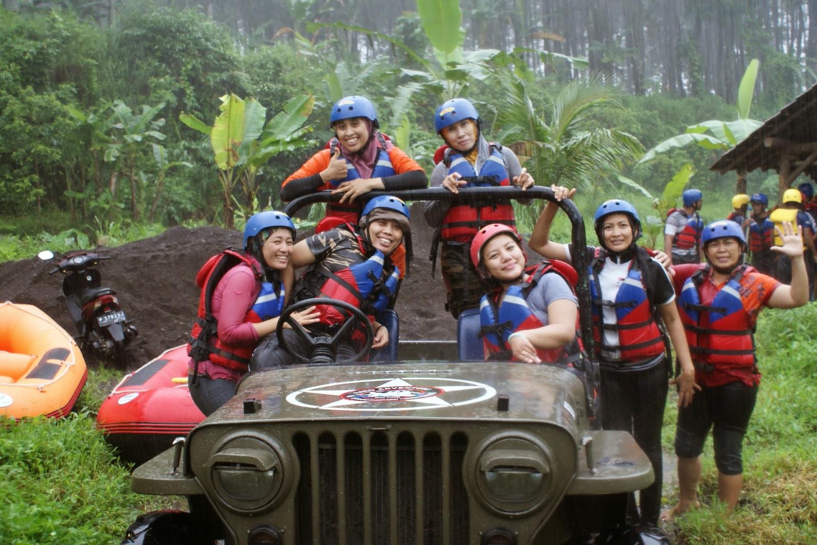 Karo Adventure Rafting Extrim Songgon Banyuwangi Lokasi Wisata Kab