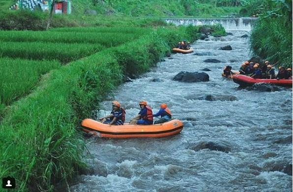 Karo Adventure Songgon Banyuwangi Cektravel Info Wisata Kab