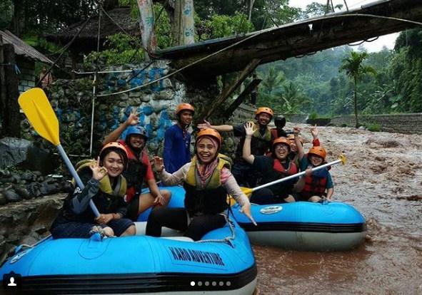 Lokasi Karo Adventure Cektravel Info Wisata Kab Banyuwangi