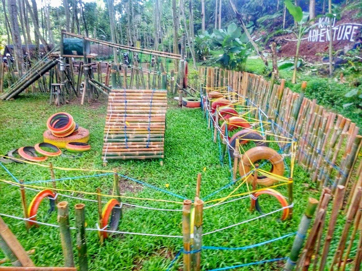 Obyek Wisata Karo Adventure Rafting Banyuwangi Kab