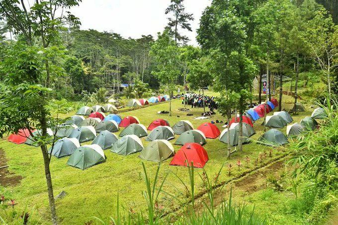 Trans Banyuwangi Camping Ground Karo Photo Wisata Adventure Kab
