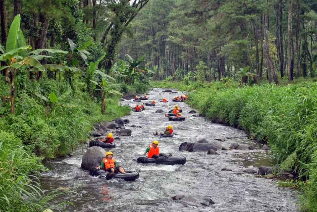 Wisata Banyuwangi Olahraga Ekstrem Karo Adventure Songgon Kab