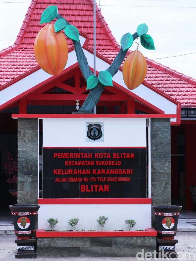 Belimbing Destinasi Wisata Alam Tengah Kota Blitar Kampung Agrowisata Karangsari