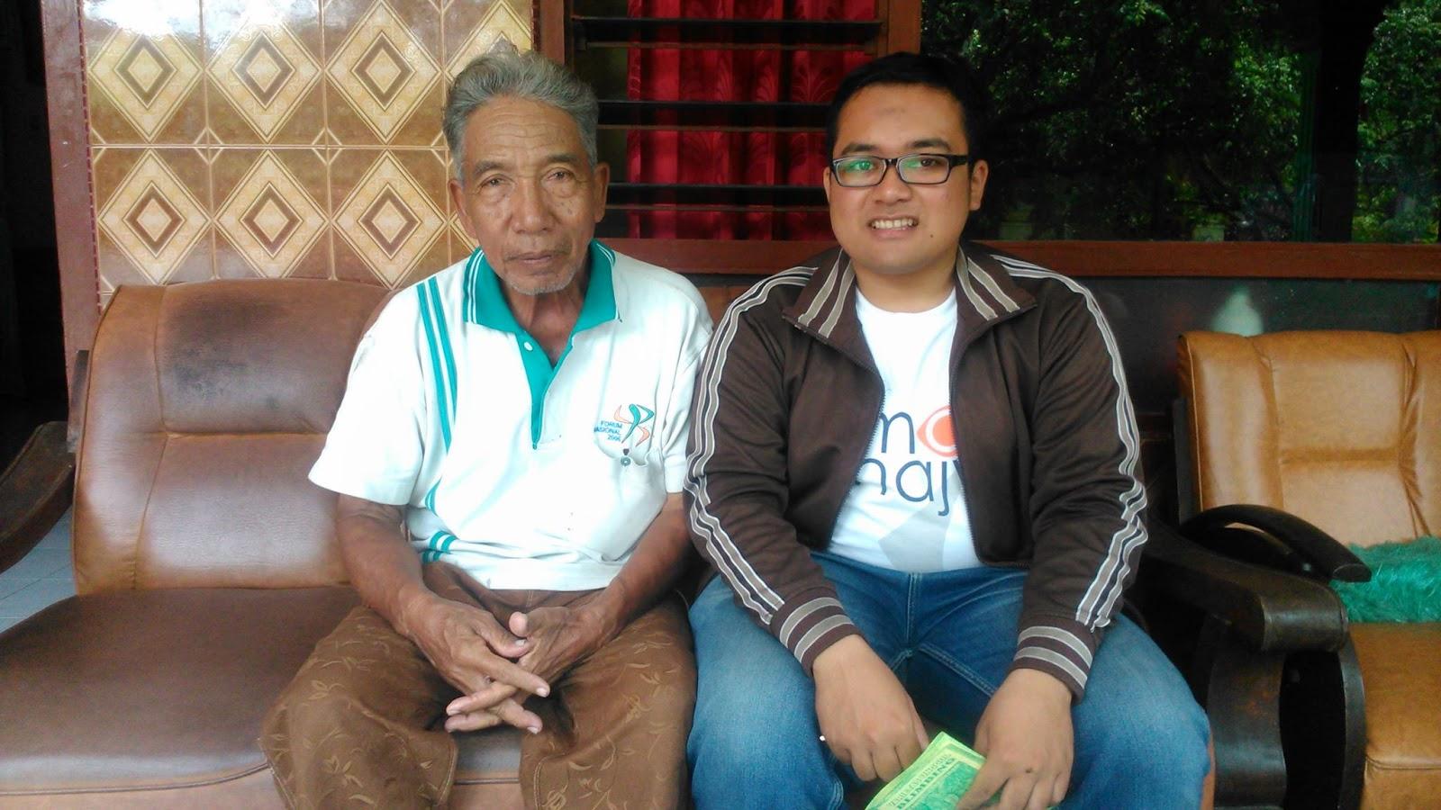 Pengelolaan Agrowisata Belimbing Karangsari Kota Blitar Dadang Sejak 80an Pak