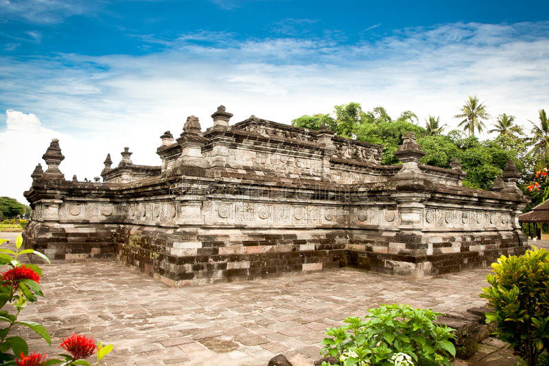 Candi Penataran Temple Blitar East Java Idonesia Stock Image Download