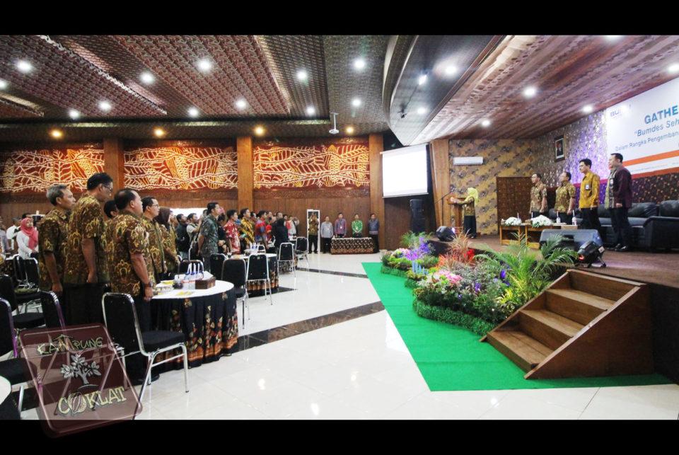 Gathering Bumdes Se Kabupaten Blitar Kampung Coklat Cokelat Kab