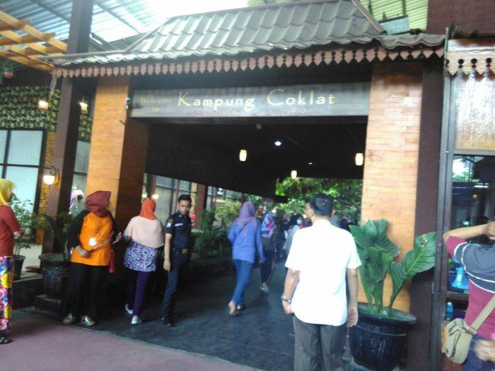 Ingat Blitar Kampung Coklat Shnet Destinasi Wisata Edukasi Jawa Timur