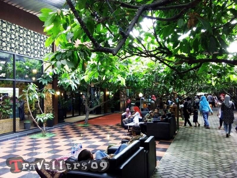 Kampung Coklat Blitar Travellers Cokelat Kab