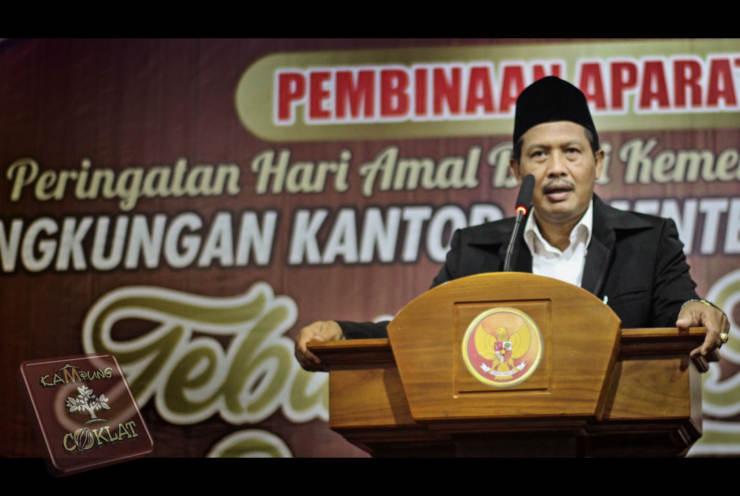 Kementerian Agama Kabupaten Blitar Kampung Coklat Cokelat Kab