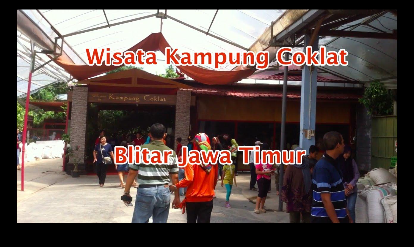 Keren Kampung Coklat Blitar Jawa Timur Youtube Cokelat Kab