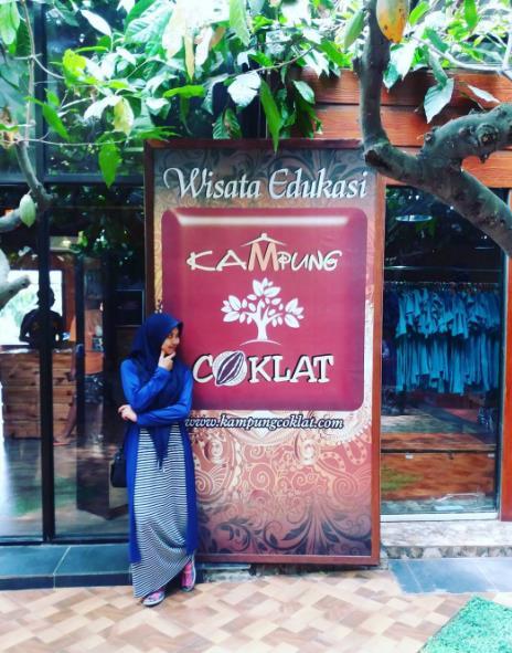 Lokasi Harga Tiket Masuk Varian Wisata Kampung Coklat Blitar Peta