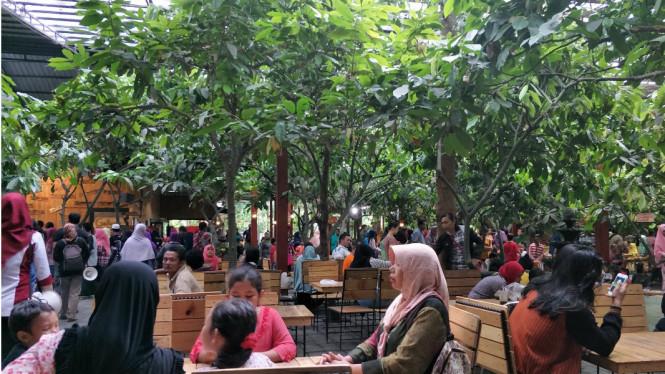 Mengintip Kampung Coklat Blitar Bayar Irit Kualitas Elit Viva Image
