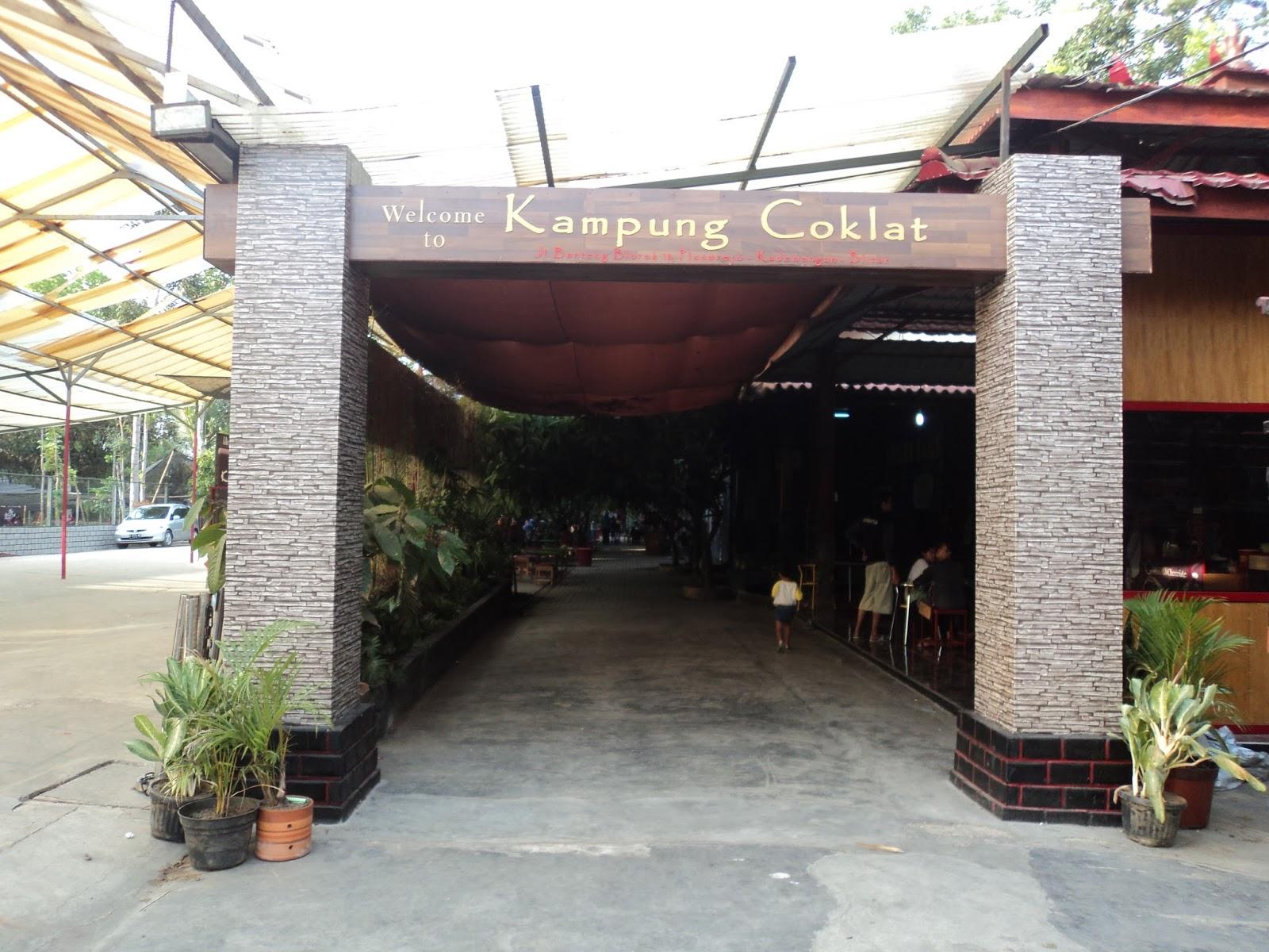 Wisata Edukasi Kampung Coklat Blitar Sindopos Citizen Cokelat Kab