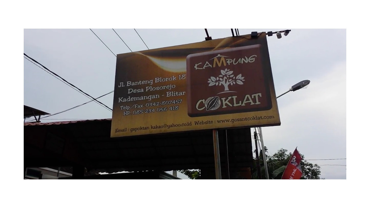 Wisata Kampung Coklat Kecamatan Kademangan Kabupaten Blitar Blitarinfo Lebih Banyakwisata