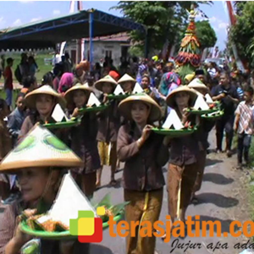 Blitar Launching Kampung Melon Teras Jatim Desa Wisata Modangan Kab