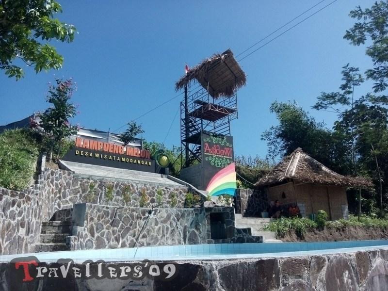 Kampung Melon Blitar Travellers Nama Resminya Kampoeng Secara Viral Dikenal