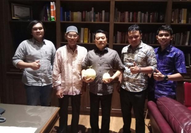 Melon Terbaik Ngawi Bisa Dimunculkan Kembali Predikat Kampung Desa Wisata