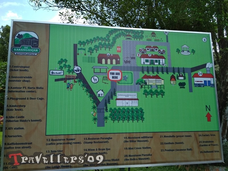 Perkebunan Kopi Karanganyar Blitar Travellers Secara Administratif Terletak Dusun Desa
