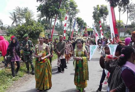 Sejarah Desa Kampung Melon Wisata Modangan Kab Blitar