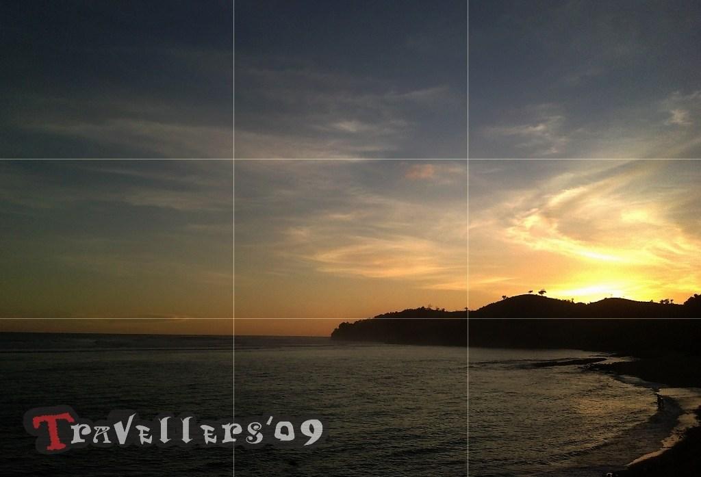 Travellers Blitar 10 Tips Memotret Sunset Menggunakan Kamera Ponsel Kampung