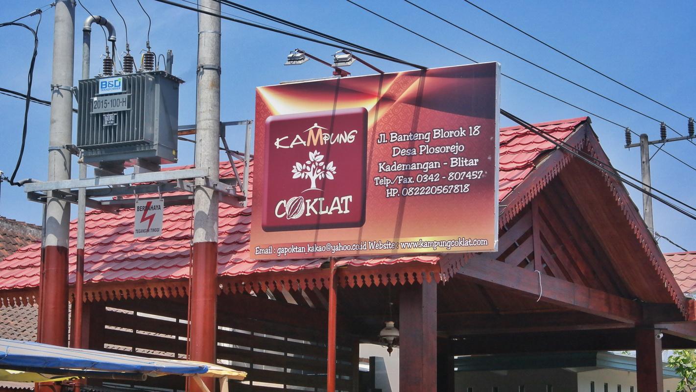 Blitar Trip Wisata Edukasi Kampung Coklat Kebun Ikan Kab
