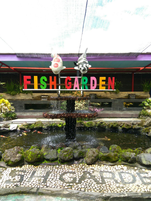Fish Garden Blitar Wisata Edukasi Mengenal Aneka Jenis Ikan Bisa
