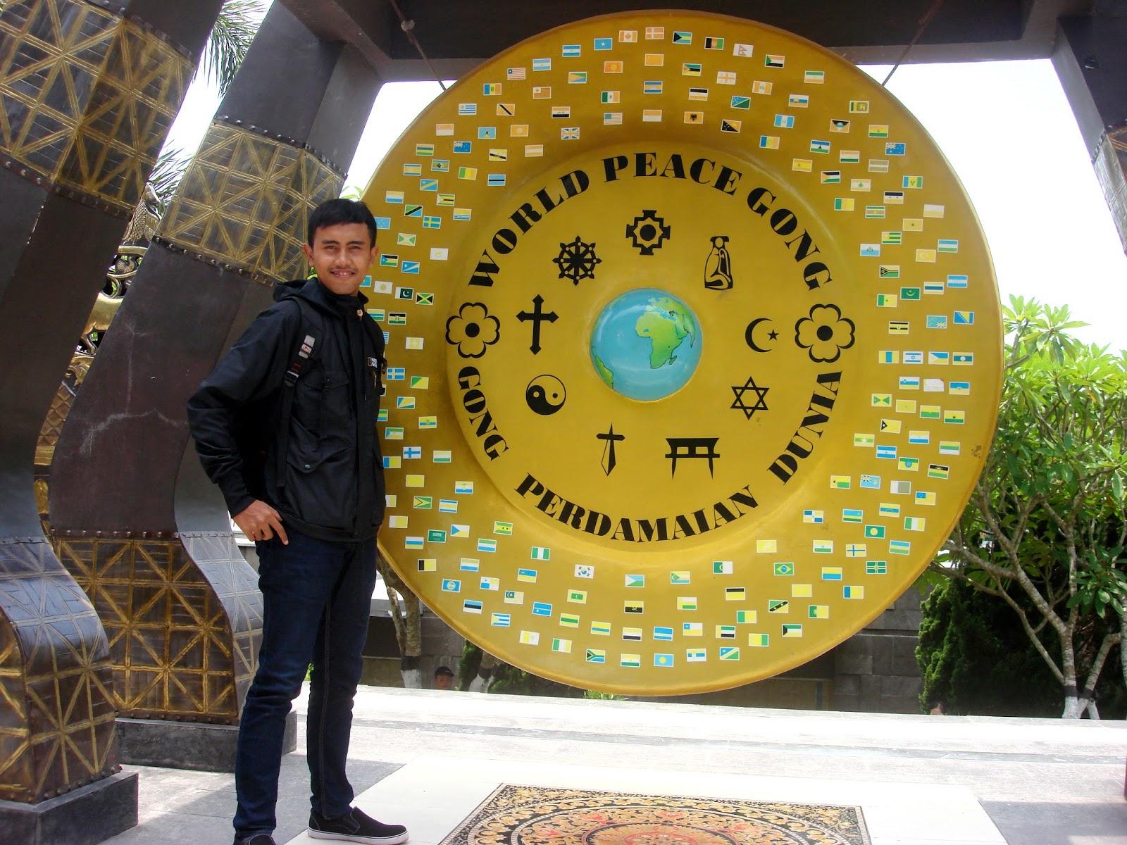 Hermanbagus Makam Bung Karno Blitar Jawa Timur Foto Sungkem Kab