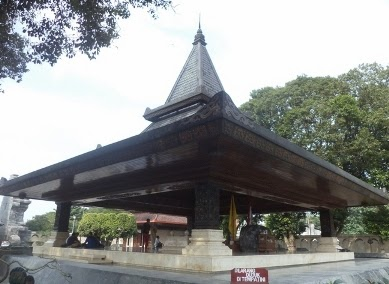 Makam Bung Karno Blitar Jawa Timur Wongcrewchild Lokasi Ir Soekarno