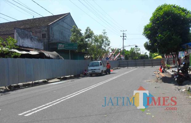 Pemkot Blitar Ubah Jalan Depan Makam Bung Karno Menjadi City