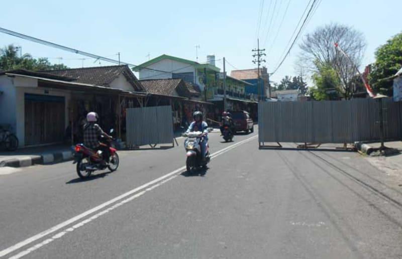 Ubah Jalan Ir Soekarno Jadi City Walk Pemkot Blitar Gelontorkan