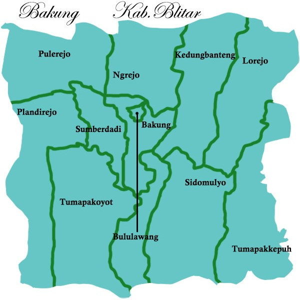 Kecamatan Bakung Kab Blitar Sejarah Pembantaian Pasca G30s Pki Bagian