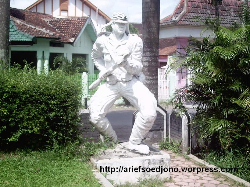 Monumen Pemberontakan Peta Blitar Aripjon Blog Kab
