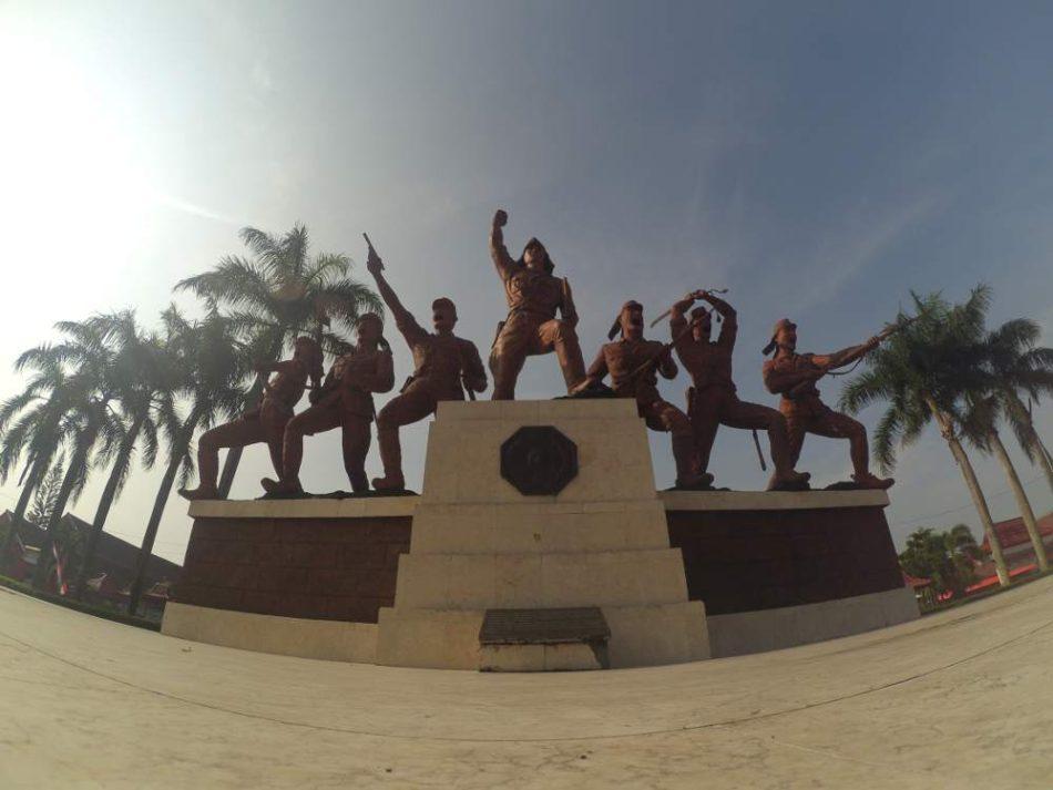 Monumen Peta Blitar Wisata Edukasi Sejarah Perjuangan Kemerdekaan Blltar Makam