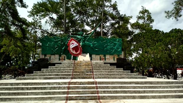 Monumen Potlot Pemberontakan Peta Blitar Berawal Sempat Berkibar Bendera Merah
