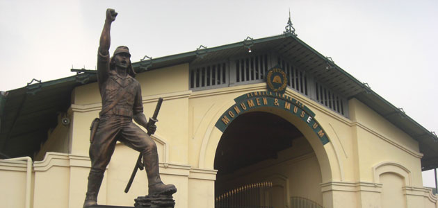 Museum Peta Cikal Bakal Berdirinya Tni Indonesian Heritage Monumen Kab