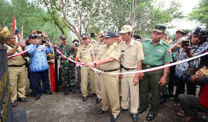 Pemerintah Kabupaten Blitar Bupati Drs Rijanto Mm Didampingi Kepala Opd